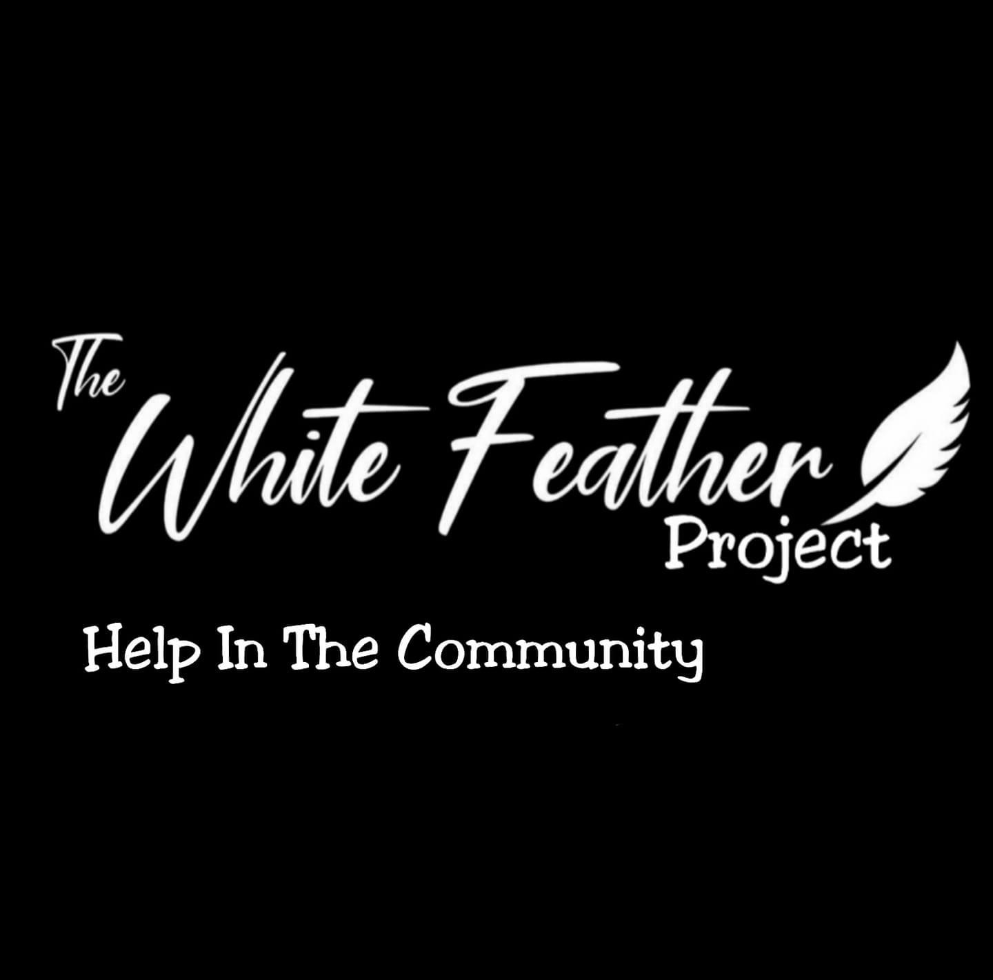 White Feather Project Logo